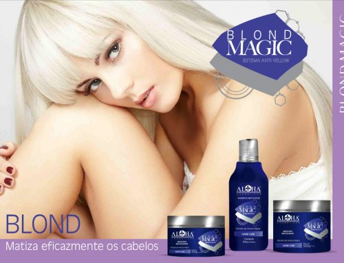 Blond Magic