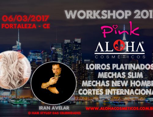 Workshop Pink – Iran Avelar